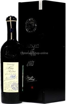 Lheraud Grande Champagne 1969 Cognac 0.7l