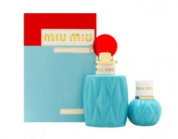 MIU MIU WOMAN 100ML.20ML APA DE PARFUM SET ML