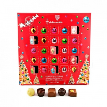 HOLDSWORTH LUXURY ADVENT CALENDAR 300G