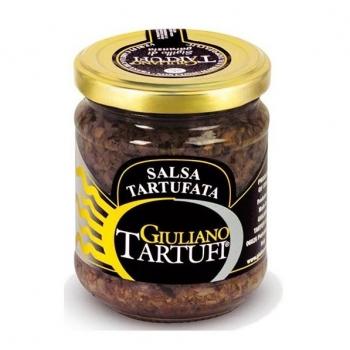 GIULIANO TARTUFI SALSA TARTUFATO 1% TRUFA 180G
