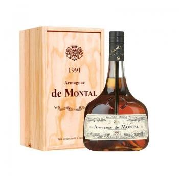 Armagnac De Montal 1991 0.7L