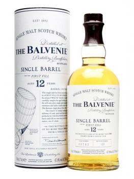 Whisky Balvenie 12yo First Fill 0.7l