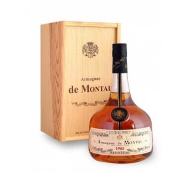 Armagnac De Montal 1985 70cl