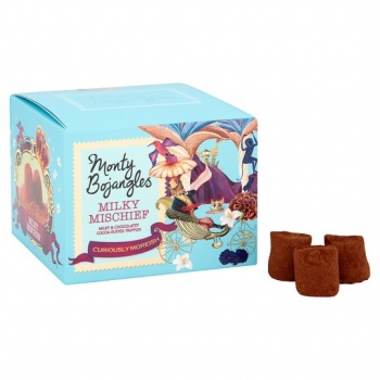 Trufe Ciocolata Monty Bojangles Milky Mischief 100g