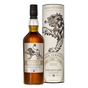 Whisky Lagavulin 9yo Games Of Thrones 0.7l