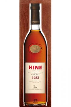 COGNAC HINE VINTAGE 1983 70CL