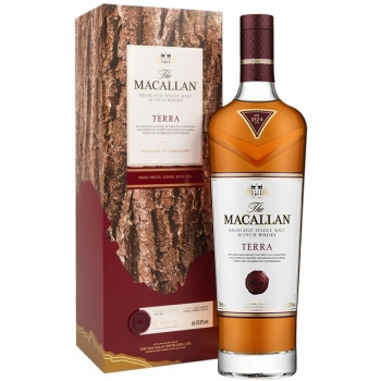 WHISKY MACALLAN TERRA 0.7L