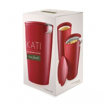 TEA FORTE CANA KATI CRANBERRY RED  1