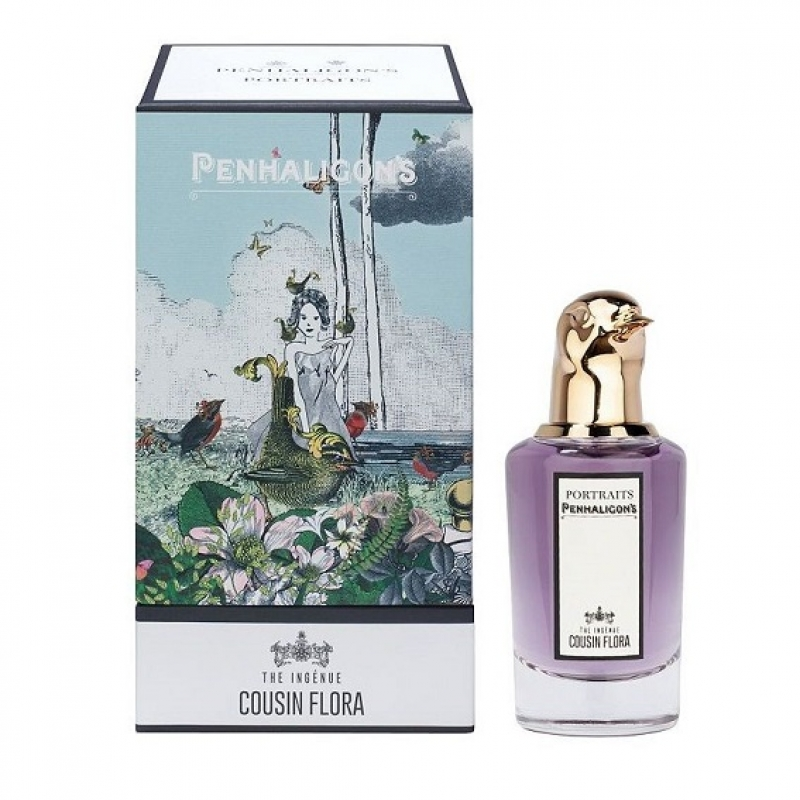 PENHALIGONS THE INGENUE COUSIN FLORA APA DE PARFUM 75 ML 1