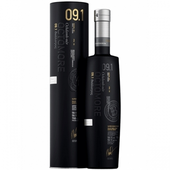 Whisky Bruichladdich Octomore 9.1 0.7l