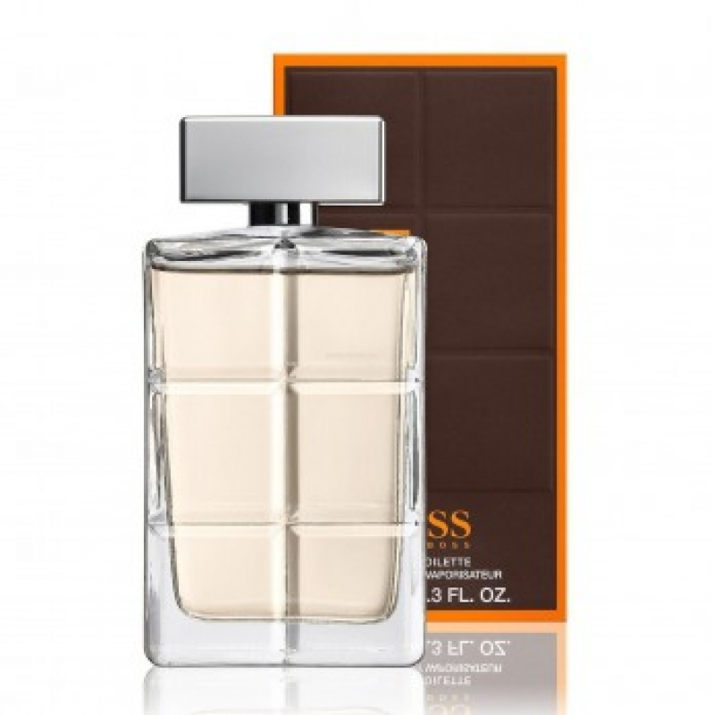 HUGO BOSS ORANGE HOMME EDT 100ML 0