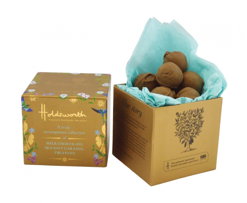 HOLDSWORTH SEA SALT CARAMEL 100G 0