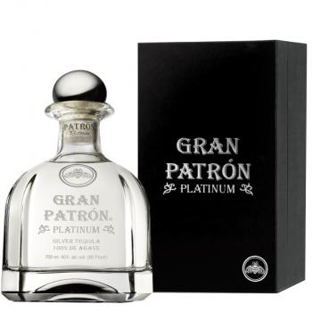 PATRON GRAN TEQUILA PLATINIUM 0.7L