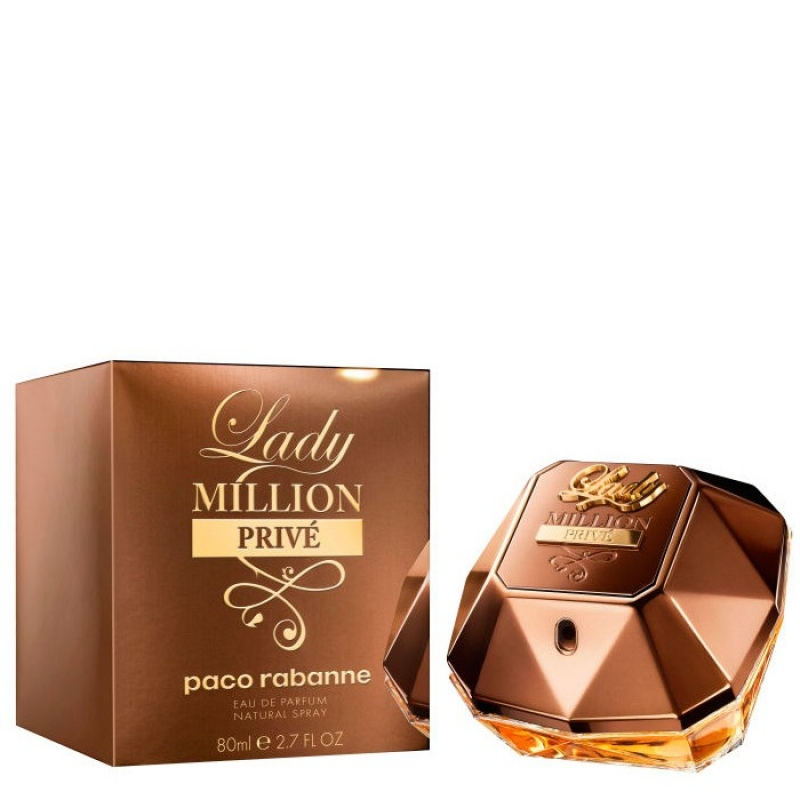 PACO RABANNE LADY MILLION PRIVEE EDP 80ML 0