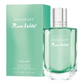 DAVIDOFF RUN WILD FOR HER APA DE PARFUM 100 ML 1