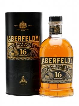 whisky aberfeldy 16yo 70cl