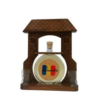 Rachiu Plosca Poarta 500 ml Romania