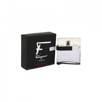 F By Ferragamo Black For Men Edt 100ml - Parfum barbati
