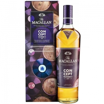 WHISKY MACALLAN CONCEPT NO 2 0.7L