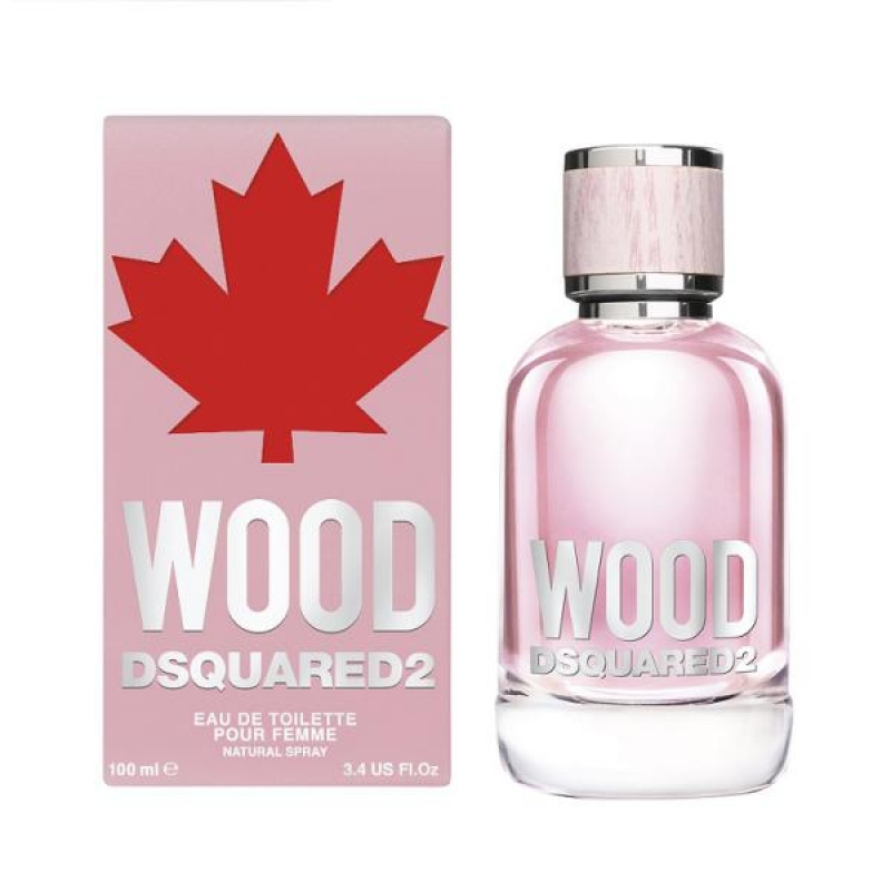 Dsquared2 Wood EDT 100 Ml 1