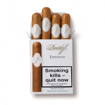 DAVIDOFF ANIVERSARIO ENTREACTO SHORT CORONA CELLO 4S