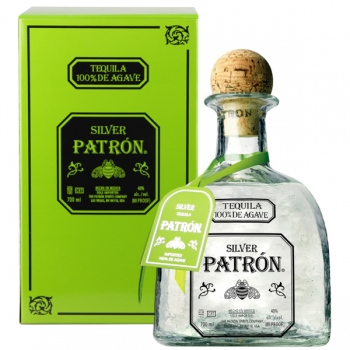 Patron Tequila Silver 0.7l