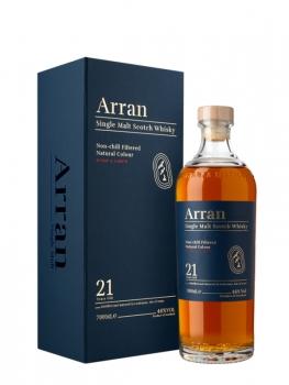 Whisky Arran 21yo 0.7l