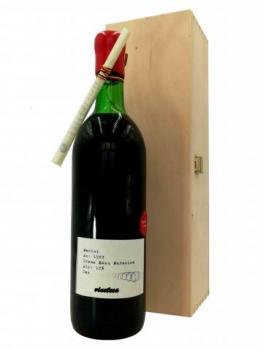 BANU MARACINE VIN MERLOT 1988 0.7L