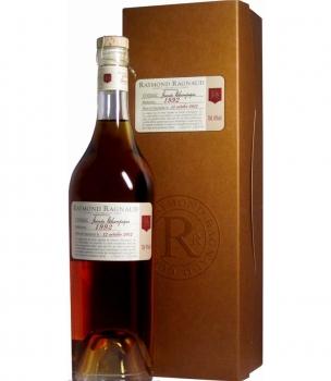 Cognac Raymond Ragnaud Vintage 1992 In Gift Box 70cl