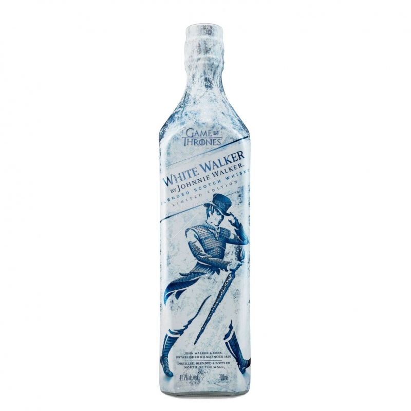 WHISKEY JOHNNIE WALKER WHITE WALKER 0.7L 0
