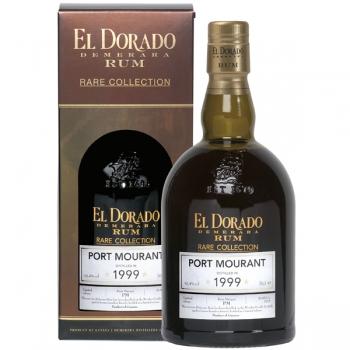 Rom El Dorado Port Mourant 1999 0.7l