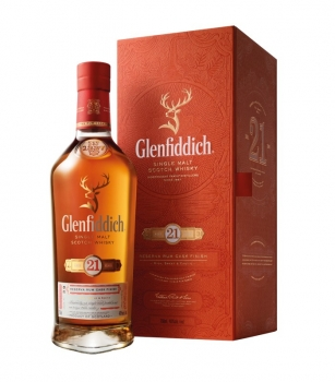 Whisky Glenfiddich  21 Yo 70cl
