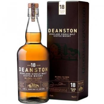 Whisky Deanston 18yo 0.7l