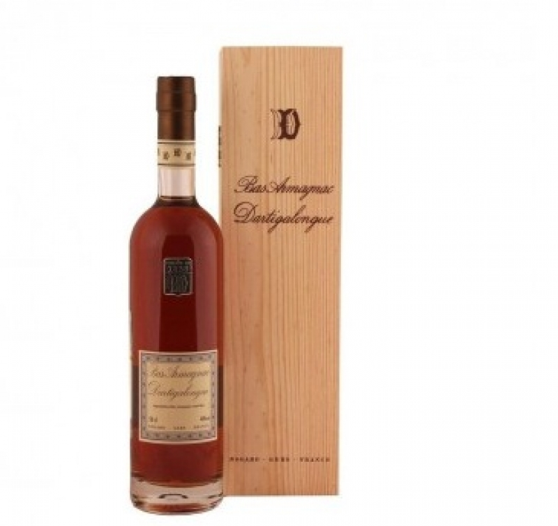 Armagnac Dartigalongue 1977 0.7l 0