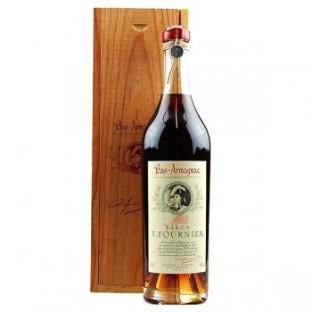 Armagnac Baron V Fournier 1989 0.7l