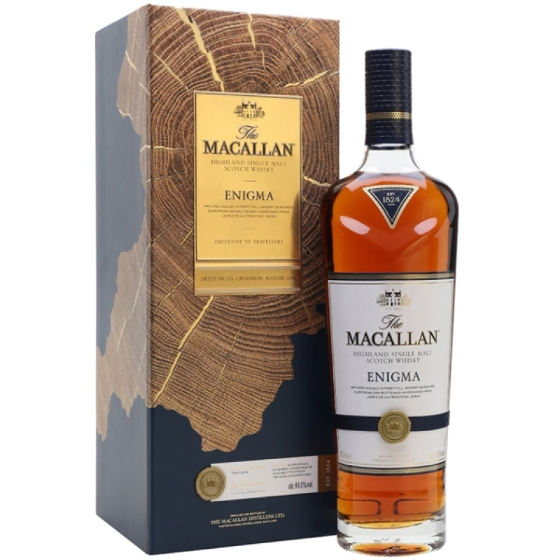 WHISKY MACALLAN ENIGMA 0.7L 0