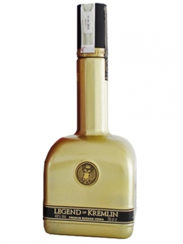 VODKA LEGEND OF KREMLIN GOLD 0.7L