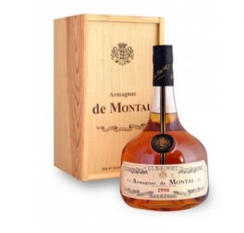 Armagnac De Montal 1998 0.7l