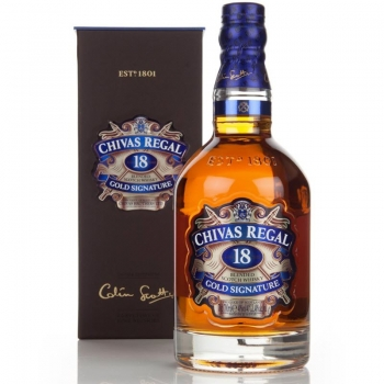 Whisky Chivas Regal 18 Yo 1l