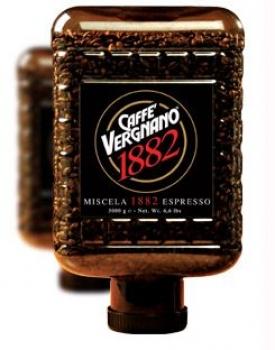 CAFEA VERGNANO CRISTAL BOABE 3KG 100% ARABICA