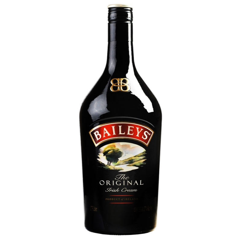 BAILEY'S IRISH WHISKEY CREMA 1L 0